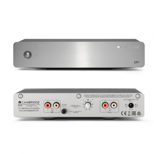 Cambridge Audio CP1 i CP2